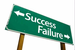 Business success and failure