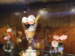 Not real ice cream, but gemstones! Created by Manfred Wild
