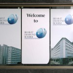 Posters shown at the 35th World Diamond Congress