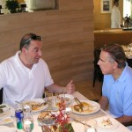 Rami Baron chats with Ron Unterman of the WFDB