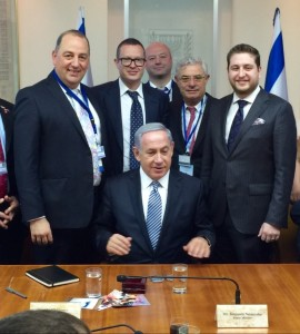 Rami Baron Presidents Meeting President of Israel