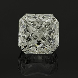 1.07 ct. G color, IF clarity untreated synthetic diamond.
