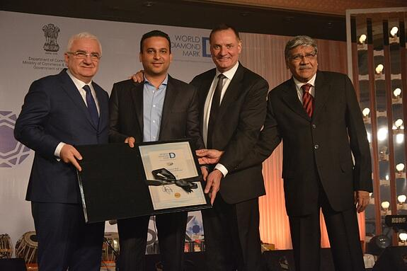 UAE's Pure Gold Group is first international retail jewellery chain to adopt WDM's Authorised Diamond Dealer programme