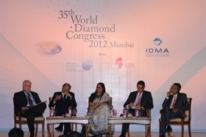 World Diamond Congress Discussion Panel